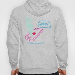 ghost phone Hoody