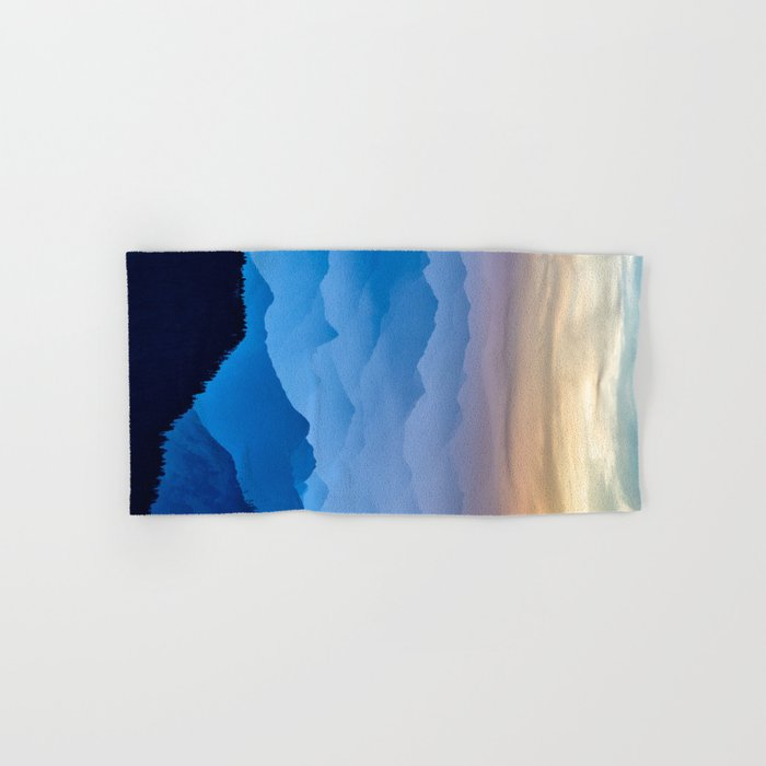 Mountains 11 Hand & Bath Towel