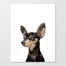 Maddy Canvas Print