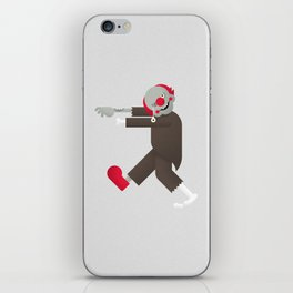 Zombie / Clown iPhone Skin
