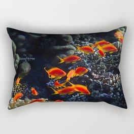 Sea Fier Rectangular Pillow
