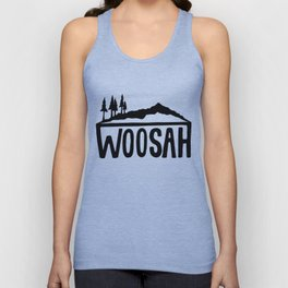 Woosah Unisex Tank Top