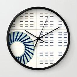 El frío Wall Clock