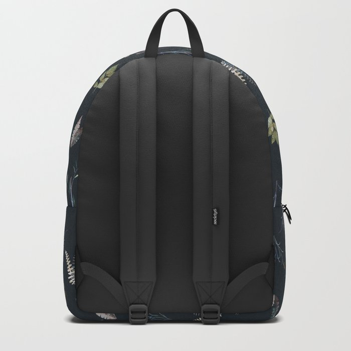 Power Garden at Night Backpack