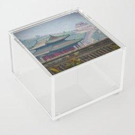 The Great Wall of China Acrylic Box
