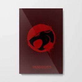 thundercat Metal Print