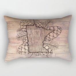 Minnesota Outdoors Rectangular Pillow