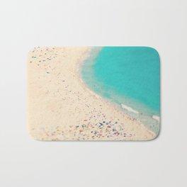 beach love III - Nazare Bath Mat