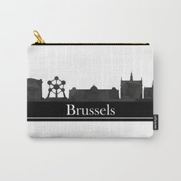 bruxelle skyline Carry-All Pouch