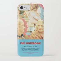 notebook iPhone & iPod Cases featuring The Notebook - Nick Cassavetes by Smart Store