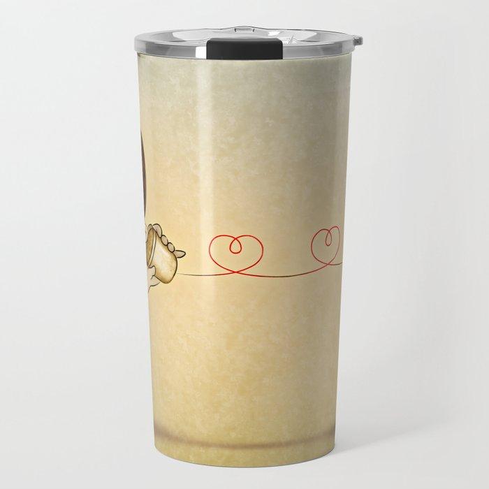 Phone Travel Mug