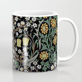 William Morris Blackthorn Coffee Mug
