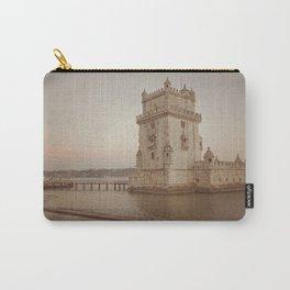 Belém Tower, Lisbon Carry-All Pouch