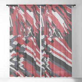 Schism Sheer Curtain