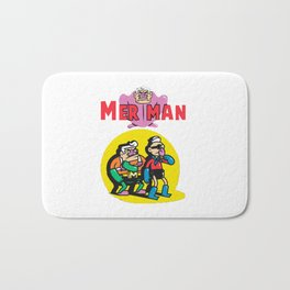 Merman Bath Mat