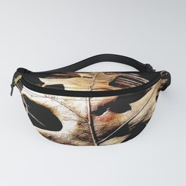 Burnished Gold in Winter Fanny Pack