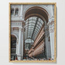 Galleria Vittorio Emanuele II, I Serving Tray