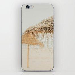 beach dreams iPhone Skin