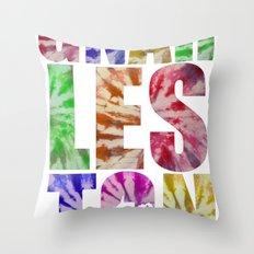 Gnarleston Tie-Dye Throw Pillow