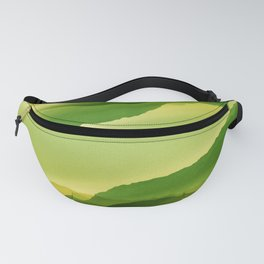 Plastic Surfing Fanny Pack