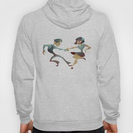 Swing dance 2 Hoody