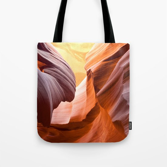 Canyon Forms Tote Bag