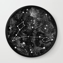 Pisces Constellation Wall Clock
