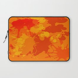 Accident in the Juice factory Laptop Sleeve