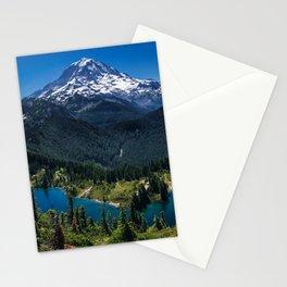 Tolmie Peak Mt Rainier Eunice Lake Stationery Cards
