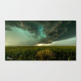 Stormscape 1 Canvas Print