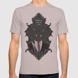 American Psycho Kitty T-shirt