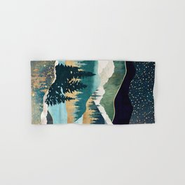 Star Lake Hand & Bath Towel