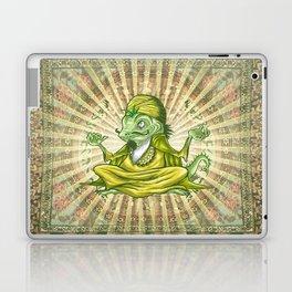 The Iguana Guru Laptop & iPad Skin