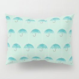 Umbrella Falls Pillow Sham