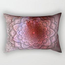 Mandala Night Rectangular Pillow
