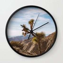Joshua Tree National Park V Wall Clock