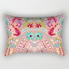 Mexican Beach Vacation Rectangular Pillow
