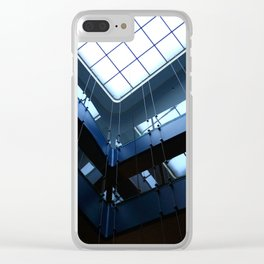Stairwell Clear iPhone Case