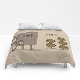 Long Talking Tokens Comforters