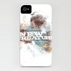 2 Corinthians 5:17 Slim Case iPhone (4, 4s)