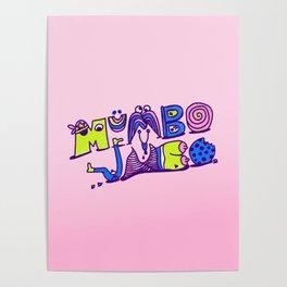 Mumbo Jumbo Idiom Poster