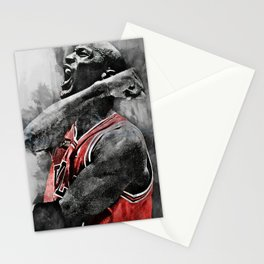 Michael Jor-dan poster Michael Jorda-n print art print home decor wall art Stationery Cards