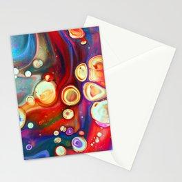 acrylic 20 Stationery Cards