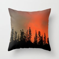 Who Needs Skyscrapers? Throw Pillow