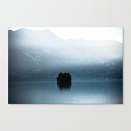 Lake Brienz, Switzerland  Canvas Print