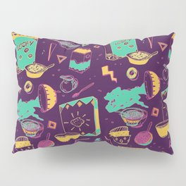 Cerealously Loopy Pillow Sham