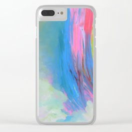Cloud IV Clear iPhone Case