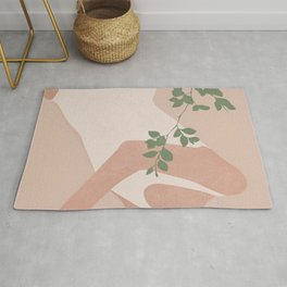 Peacefully Resting Rug