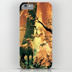 Feral Strings iPhone 6 Plus Slim Case