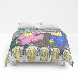 Dancing Birds Comforters